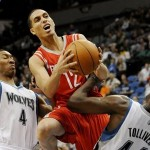 Timberwolves vs. Rockets NBA Betting Odds