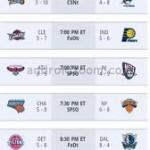NBA Playoff Scores and Odds, Baseball Picks Top Sunday