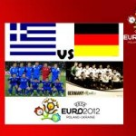 Euro 2012 Knockout Round Odds Greece vs. Germany; Matt Rivers Free Play Top Card