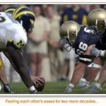 Notre Dame-Michigan Sports Handicapping Picks Preview