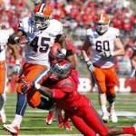 Connecticut vs. Syracuse ESPN College Football Predictions