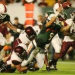 Virginia Tech vs. Miami Florida College Football Odds
