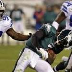 Panthers vs. Eagles MNF ESPN NFL Preview: Carolina (-3) over Philadelphia