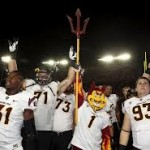 Arizona State vs. Navy Fight Hunger Bowl 2012 Spread, Predictions