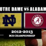 Notre Dame vs. Alabama Odds, Start Time, Predictions, Internet Streaming
