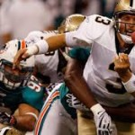 ESPN Monday Night Football Dolphins vs. Saints Betting Odds