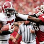 Best Vegas College Football Handicapper Arkansas vs. Alabama Picks