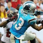 Week 8 NFL Locks Panthers vs. Buccaneers Scores, Odds, Picks