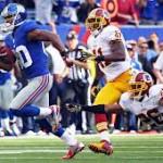 SNF Giants vs. Redskins Picks, Predictions