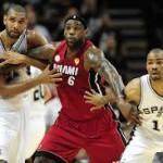 NBA Finals Game 2 Odds Heat-Spurs, Free Baseball Pick