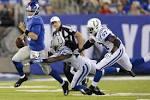 Monday Night Football Colts-Giants Vegas Odds, Expert Picks
