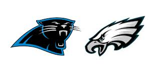 panthers eagles
