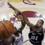 Spurs-Cavaliers NBA Free Picks From Best Basketball Handicapper