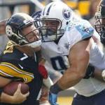 Steelers vs. Titans Picks of the Pros, Sharp Betting Trends