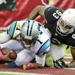 Cardinals vs. Panthers NFL Wild Card Bets