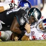 MNF ESPN Picks Giants vs. Eagles Odds