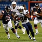 Official MNF Betting Preview Bears-Chargers