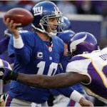 ESPN NFL MNF Picks Preview: Vikings vs. Giants