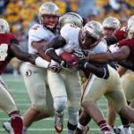 Boston College and Florida State College Football Betting