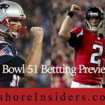 Super Bowl Odds Patriots-Falcons Slightly Changed on Juice; Betting Intel Revealed